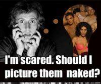 public speaking fear naked